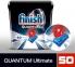 Таблетки для посудомоечных машин FINISH Quantum Ultimate 50шт 0