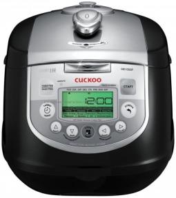 Мультиварка CUCKOO CMC-HE1055F black