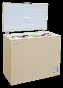Морозильный ларь AVEX CFS 250 G Gold