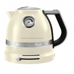Чайник электрический KitchenAid ARTISAN 5KEK1522EAC кремовый