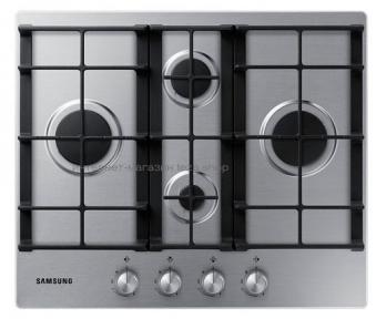 Газовая варочная поверхность Samsung NA64H3010BS