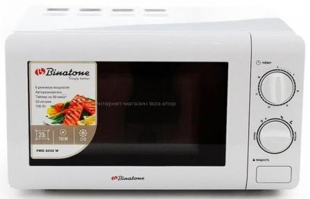 Микроволновая печь Binatone FMO 2030 W