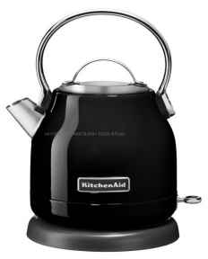 Чайник электрический KitchenAid 5KEK1222EOB черный