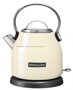 Чайник электрический KitchenAid 5KEK1222EAC кремовый