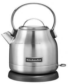 Чайник электрический KitchenAid 5KEK1222ESX стальной