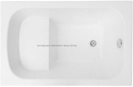 Ванна акриловая AQUANET Seed 110x70