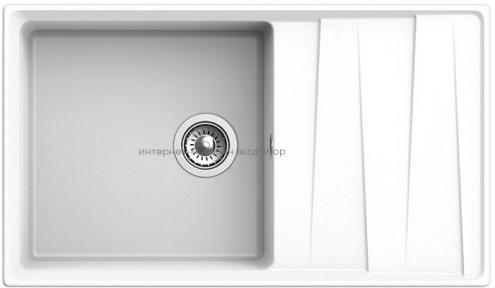 Кухонная мойка GRANFEST Level GF-LV-860L иней