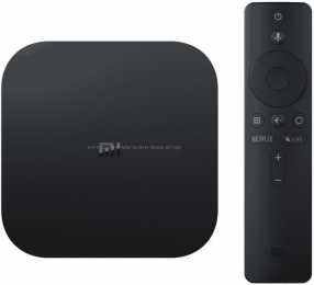 Медиаплеер XIAOMI Mi 12675 TV Box S EU
