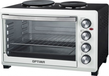 Мини-печь OPTIMA OH-423 white