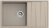 Кухонная мойка GRANFEST Level GF-LV-860L песочный