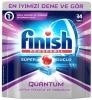 Таблетки для посудомоечных машин FINISH Quantum 34 шт.