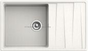 Кухонная мойка GRANFEST Level GF-LV-860L белый
